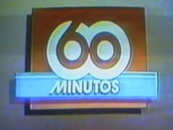 60 Minutos 1986 (1)