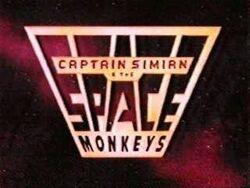 Captain Simian & Space Monkeys logo