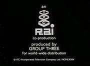 ITC Rai Group Three 1976