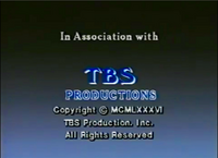 TBS Productions (1986 - Version 3)