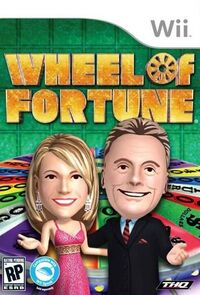 Wheel of Fortune (Wii)