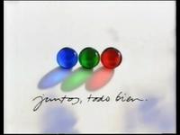 92)Telefe. Juntos, todo bien