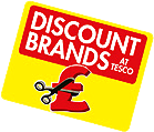 Discount Brands at Tesco