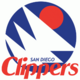 San Diego Clippers logo (1978-1982)