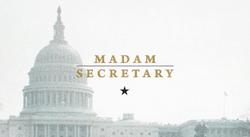 Madam Secretary (CBS) Logo