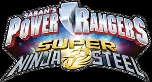 Power Rangers Super Ninja Steel Official logo