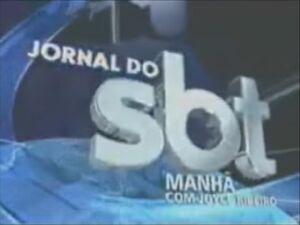 SBT Manhã com Joyce Ribeiro