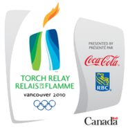Vancouver 2010 Olympic Torch Relay Emblem
