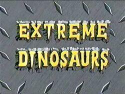 Extreme Dinosaurs Intro01