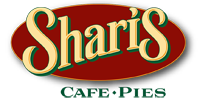 Shari's Cafe and Pies Logo