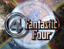 FantasticFour Logo