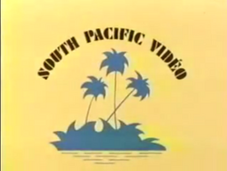 South Pacific Video Logo