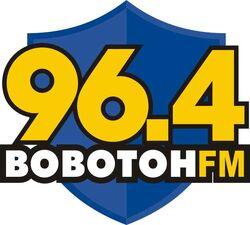 Logo Bobotoh FM
