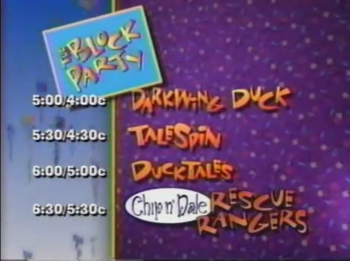 Tbp lineup 1995