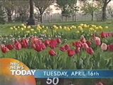 TodayShowApril2001intro