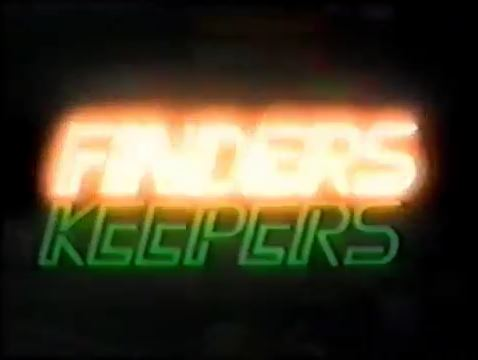 Finders Keepers 1981