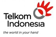 Telkom indonesia corporate logo