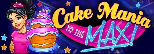 CakeManiaMAX