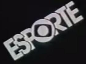 Globo Esporte 1989