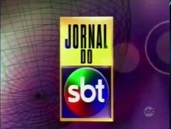 Jornal do SBT logo 1997