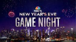 NBC's New Years Eve Game Night