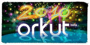 Orkut New Year's Day 2010