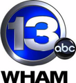 WHAM-TV logo
