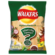 Walkers Mystery Flavour B