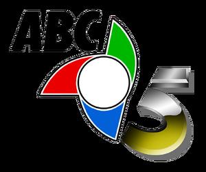 ABC 5 1992 Logo