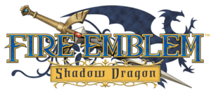 Fire Emblem - Shadow Dragon Logo