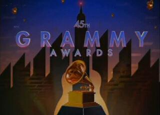 Grammys 45th