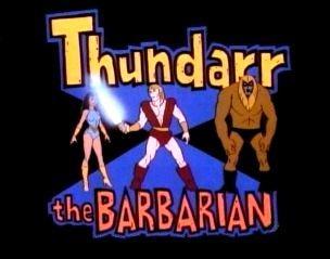 Thundarr the barbarian logo