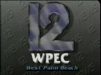 WPEC Station ID 1988