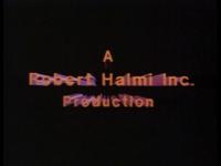 Robert Halmi Inc. 1985 B