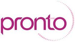 Pronto logo 2009