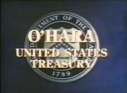 O'Hara United States Treasury