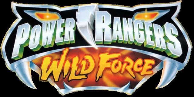File:Power Rangers Wild Force Logo.png