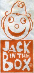 Super Old Jack In The Box Logo