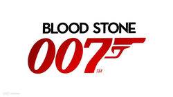 007 Blood Stone logo