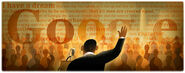 "Google 50th Anniversary of the ""I Have a Dream"" Speech"