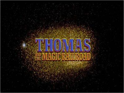 Thomas and the Magic Railroad logo