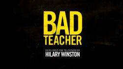 Bad Teacher alt