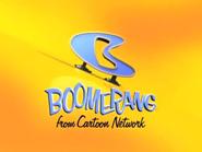 Boomerang 3D logo varient