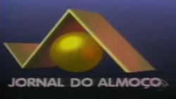 Jornal do Almoço 1990