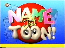 Name that Toon