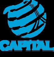 Capital Football logo