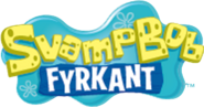 SpongeBob SquarePants - logo (Danish)