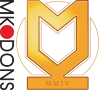 Milton Keynes Dons FC logo