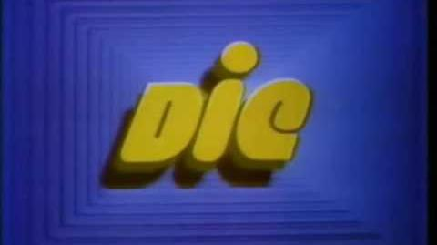 DIC & LBS Logo Combination (1984)