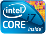 Intel Core i7 logo (2009)